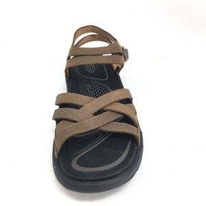 510e1a3cf1c5 Keen Shoes - Keen Rialto Naples Strappy Casual Brown Sandals